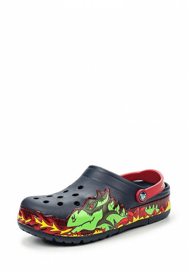 Сланцы для мальчиков Crocs (Крокс) 202661-410