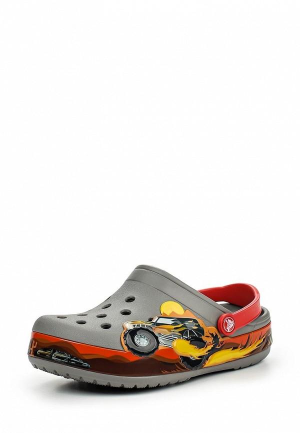 Сланцы для мальчиков Crocs (Крокс) 202663-019