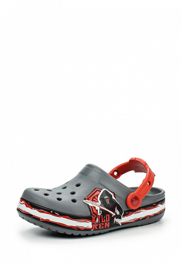 Сланцы для мальчиков Crocs (Крокс) 202851-90H