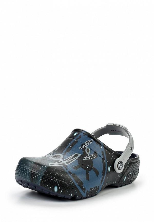 Сланцы для мальчиков Crocs (Крокс) 204115-410