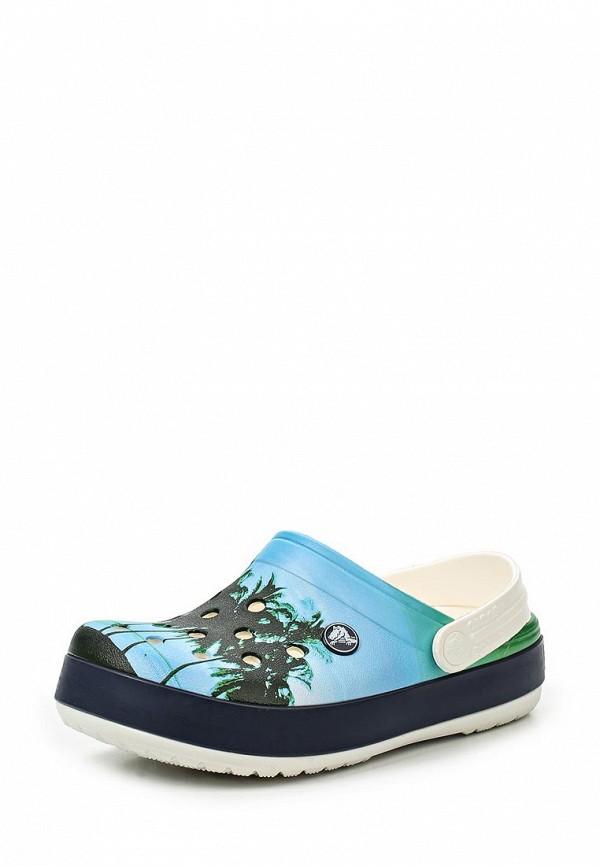 Сланцы для мальчиков Crocs (Крокс) 204538-100
