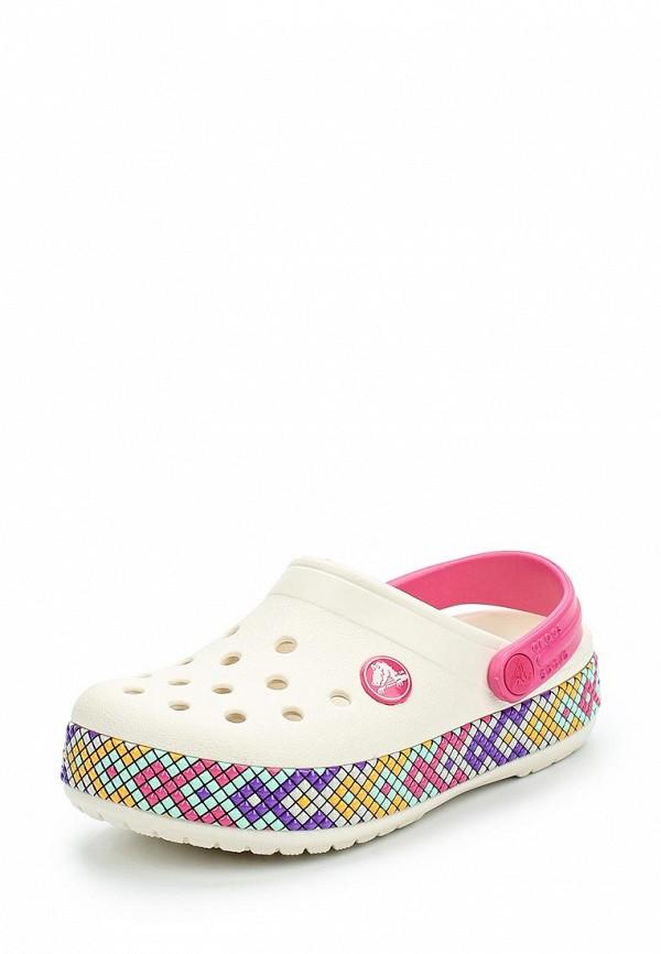 Сабо Crocs Crocs CR014AGARQH4 слипоны crocs crocs cr014amred11