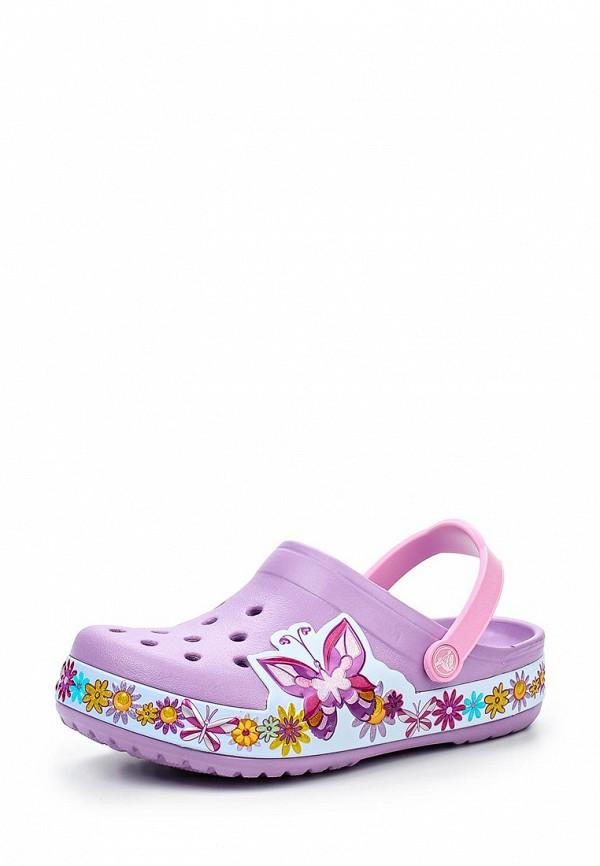 Сланцы Crocs (Крокс) 202664-532
