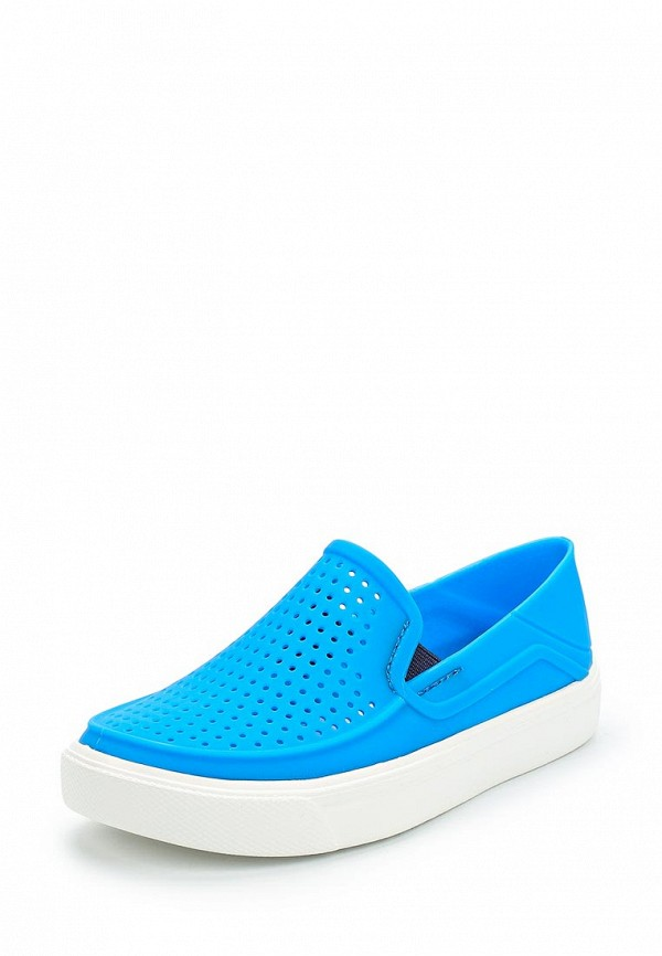 Слипоны Crocs Crocs CR014AKARQC3 слипоны crocs crocs cr014amred11