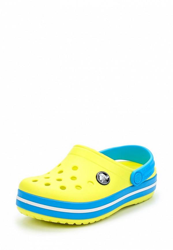 Сабо Crocs Crocs CR014AKARQD8 слипоны crocs crocs cr014amred11