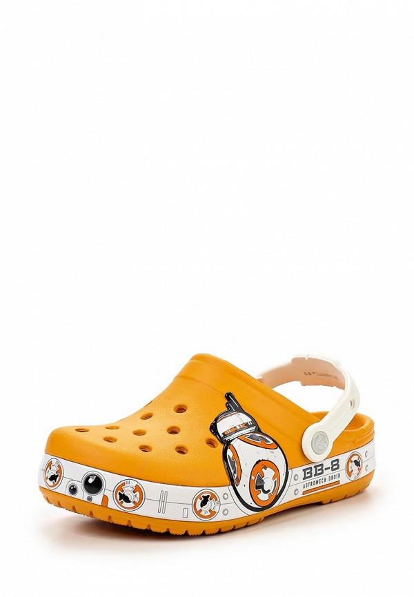 Сланцы для мальчиков Crocs (Крокс) 202171-90H