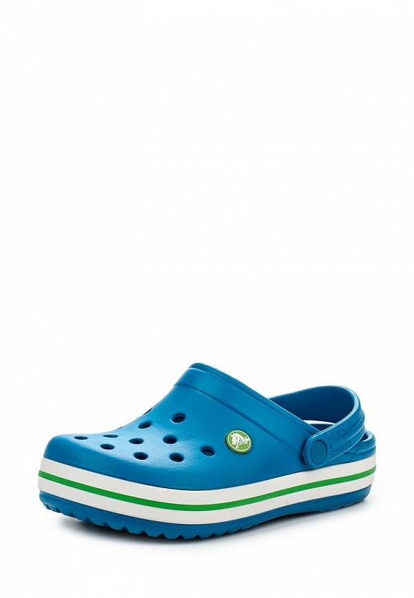 Сланцы для мальчиков Crocs (Крокс) 10998-4GL