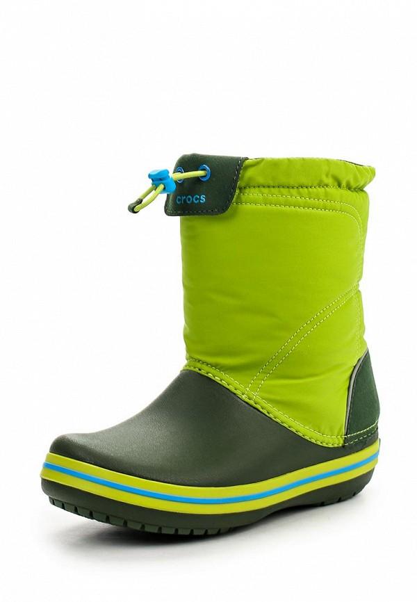 Дутики Crocs 203509-33T