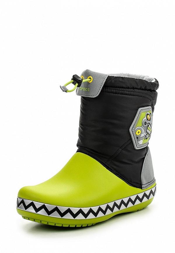 Дутики Crocs 203752-09W