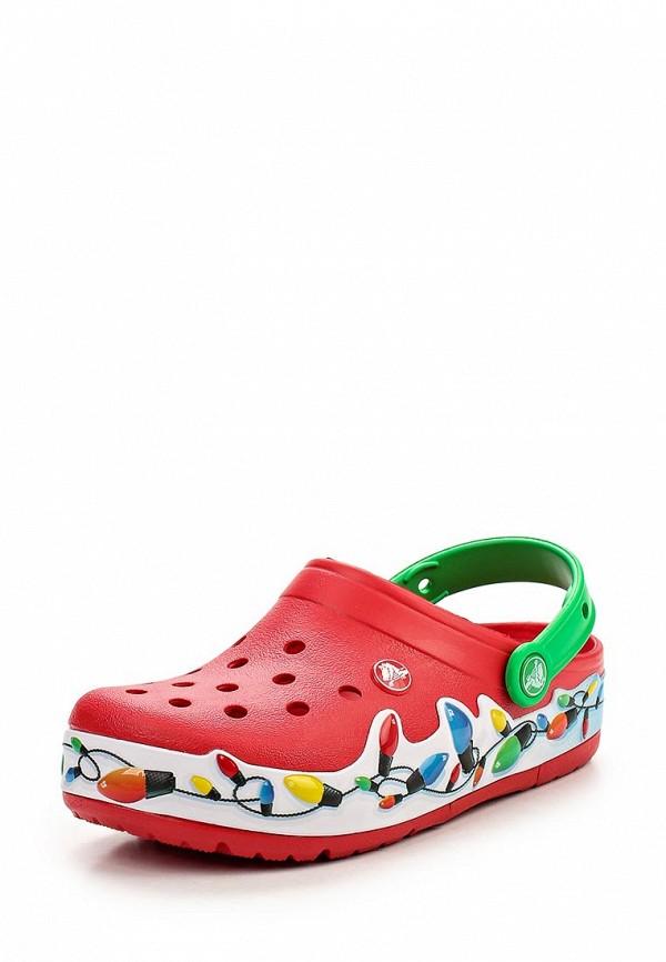 Сланцы для мальчиков Crocs (Крокс) 203812-90H