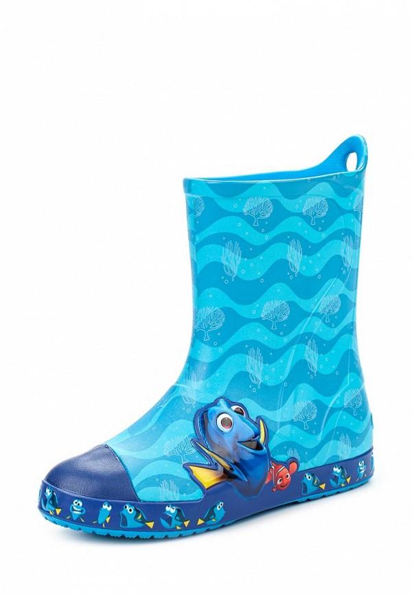 Сапоги для мальчиков Crocs (Крокс) 203873-456