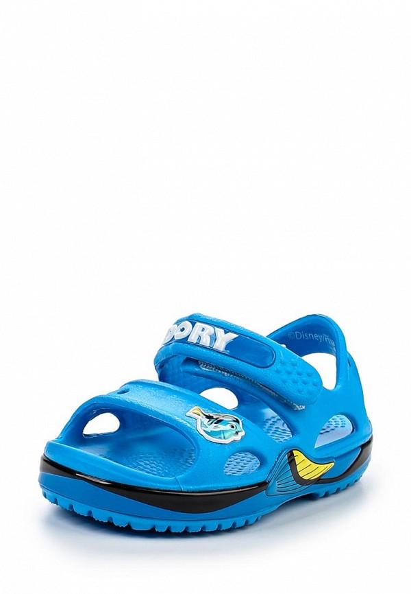 Сандалии для мальчиков Crocs (Крокс) 203071-456