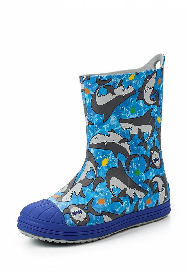 Резиновая обувь для девочек Crocs (Крокс) 203516-4FQ