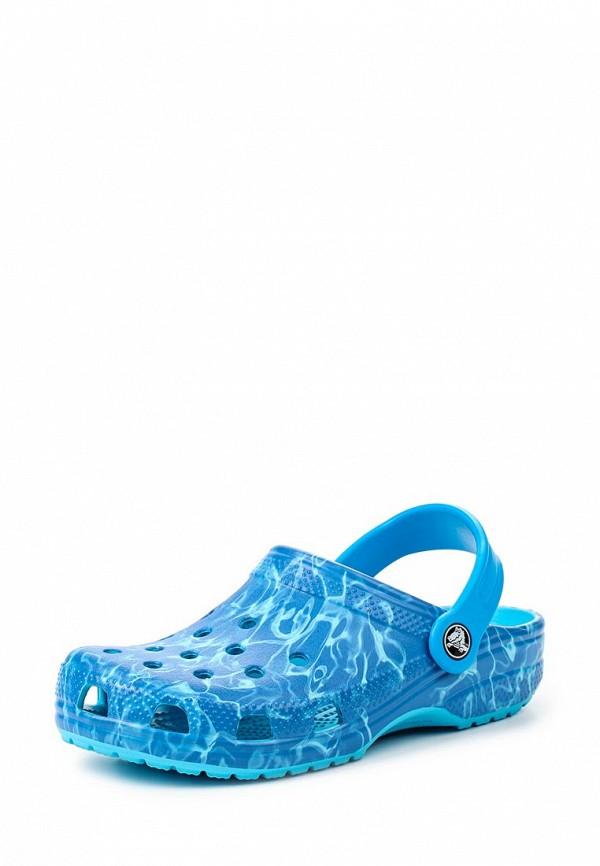 Сланцы для мальчиков Crocs (Крокс) 204118-90N
