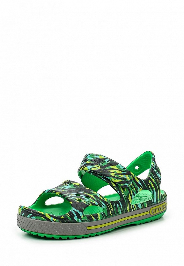 Сандалии для мальчиков Crocs (Крокс) 204474-3E8