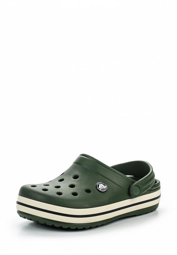 Сланцы для мальчиков Crocs (Крокс) 204537-34K