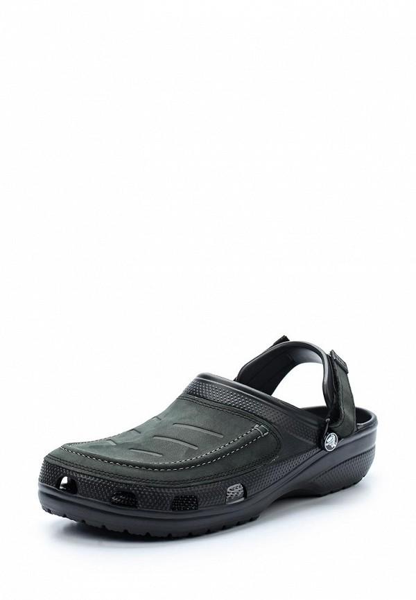 Купить Сабо Crocs, CR014AMARRB0, черный, Весна-лето 2018