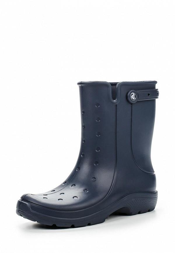 Мужские резиновые сапоги Crocs (Крокс) 16010-410