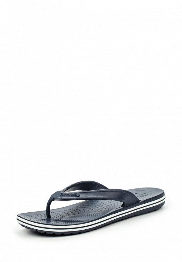 Мужские сланцы Crocs (Крокс) 15690-410