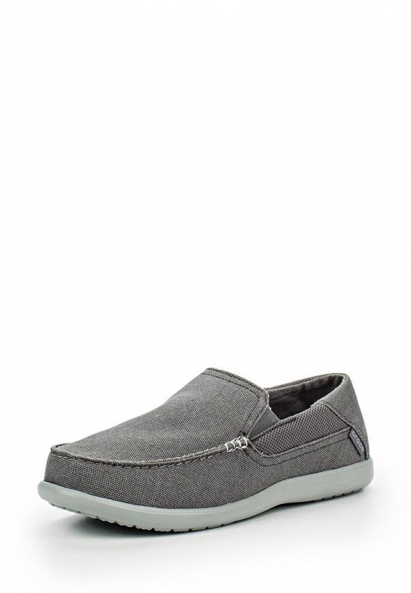 Слипоны Crocs (Крокс) 202056-01W