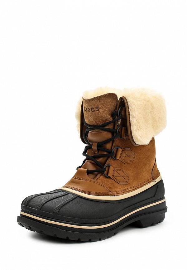 Ботинки Crocs Crocs CR014AMLGI19 купить crocs в америке с доставкой в россию