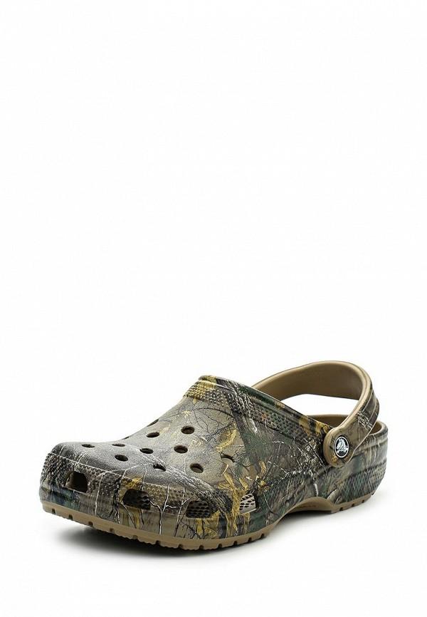 Мужские сланцы Crocs (Крокс) 15581-260