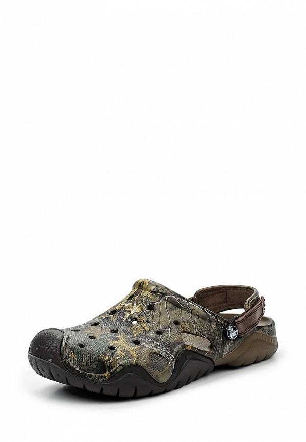 Мужские сланцы Crocs (Крокс) 203332-23J