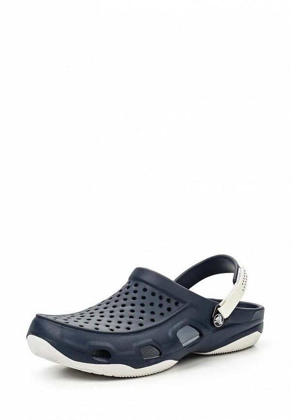 Мужские сланцы Crocs (Крокс) 203981-462