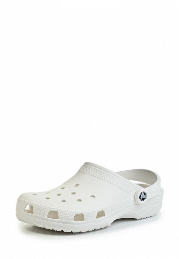Сабо Crocs Crocs CR014AUAE490 слипоны crocs crocs cr014amred11