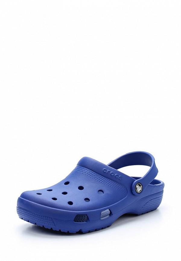 Сабо Crocs Crocs CR014AUARQK8 слипоны crocs crocs cr014amred11