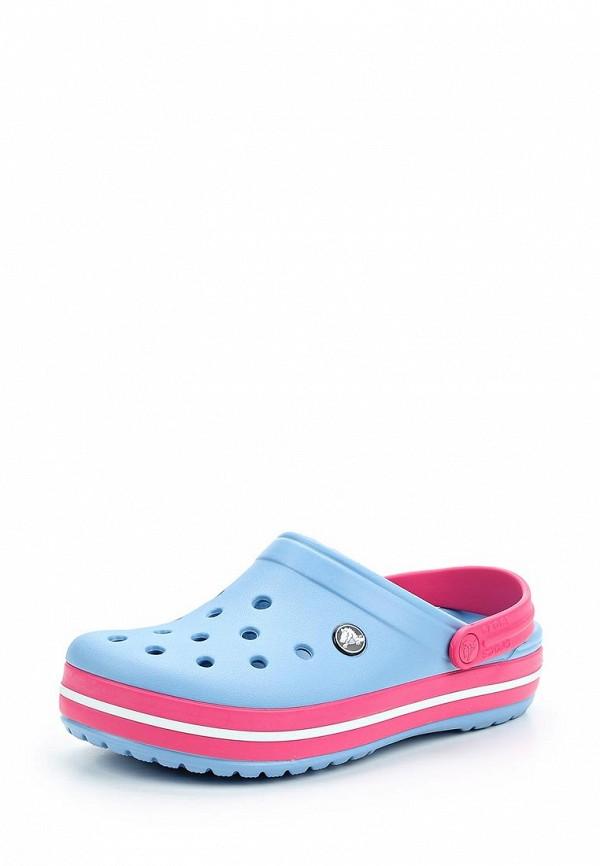 Сабо Crocs Crocs CR014AUARQL5 слипоны crocs crocs cr014amred11