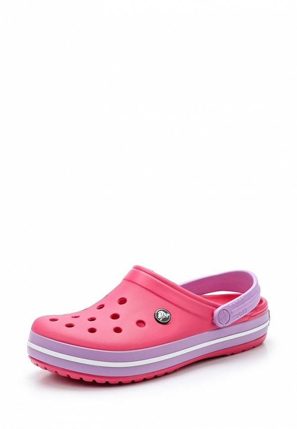 Сабо Crocs Crocs CR014AUARQL6 слипоны crocs crocs cr014amred11