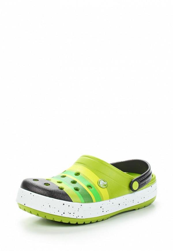 Сабо Crocs Crocs CR014AUARQW3 слипоны crocs crocs cr014amred11