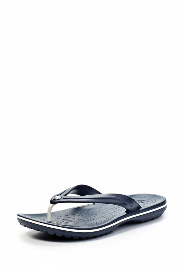 Мужские сланцы Crocs (Крокс) 11033-410