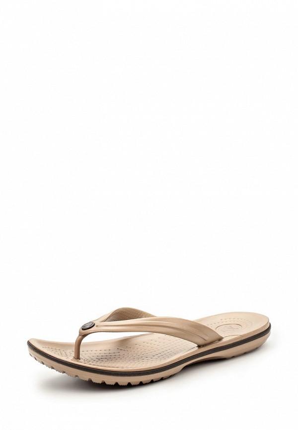 Женские сланцы Crocs (Крокс) 11033-2H9