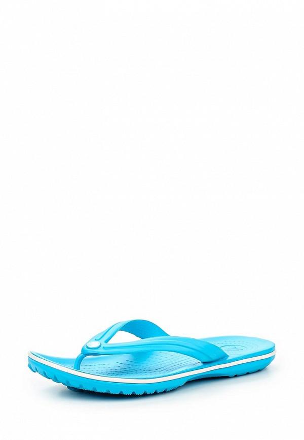 Женские сланцы Crocs (Крокс) 11033-404