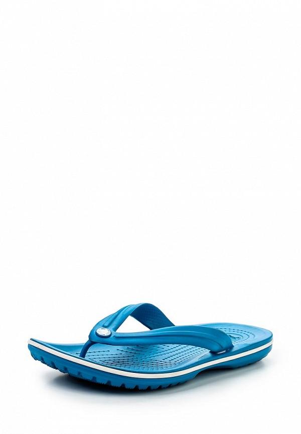 Женские сланцы Crocs (Крокс) 11033-4GP