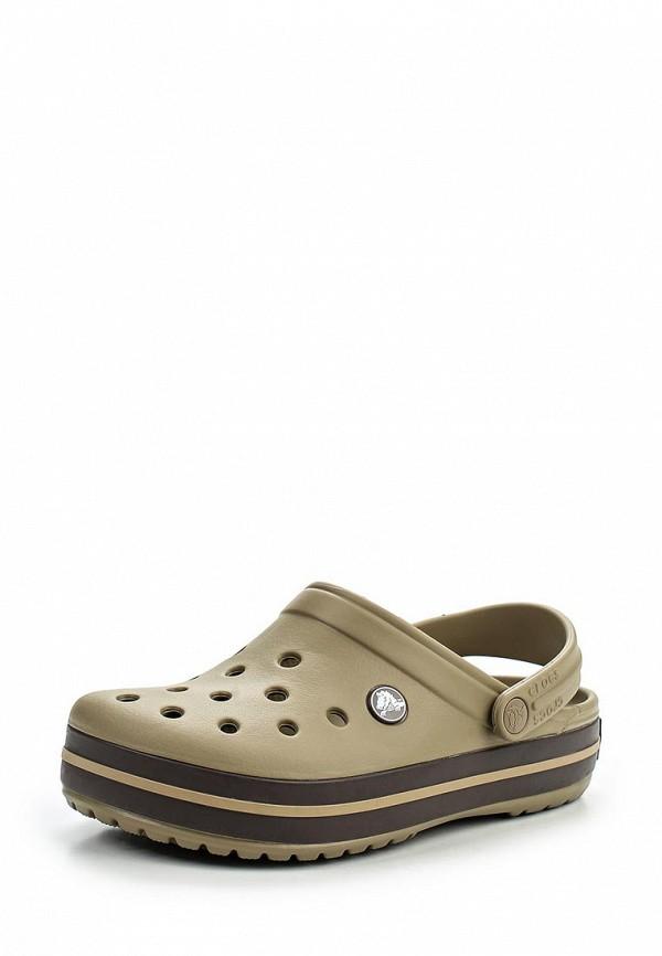 Женские сланцы Crocs (Крокс) 11016-23G