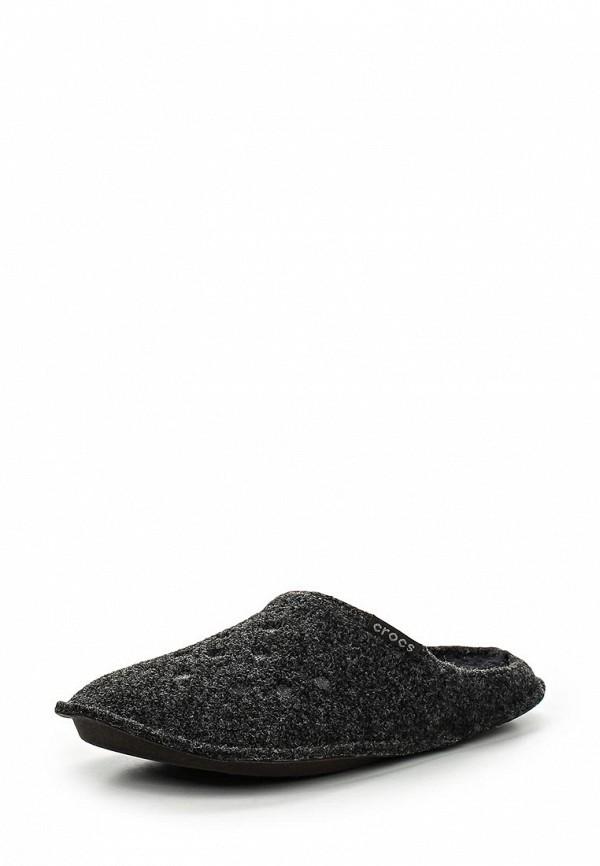 Мужская домашняя обувь Crocs (Крокс) 203600-060