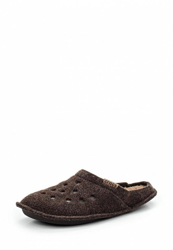 Мужская домашняя обувь Crocs (Крокс) 203600-23B