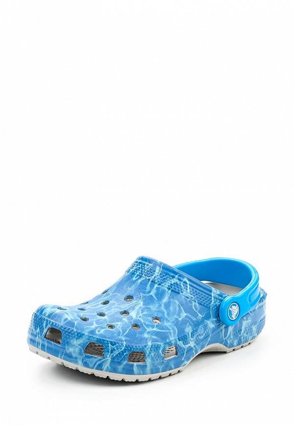 Мужские сланцы Crocs (Крокс) 204473-101