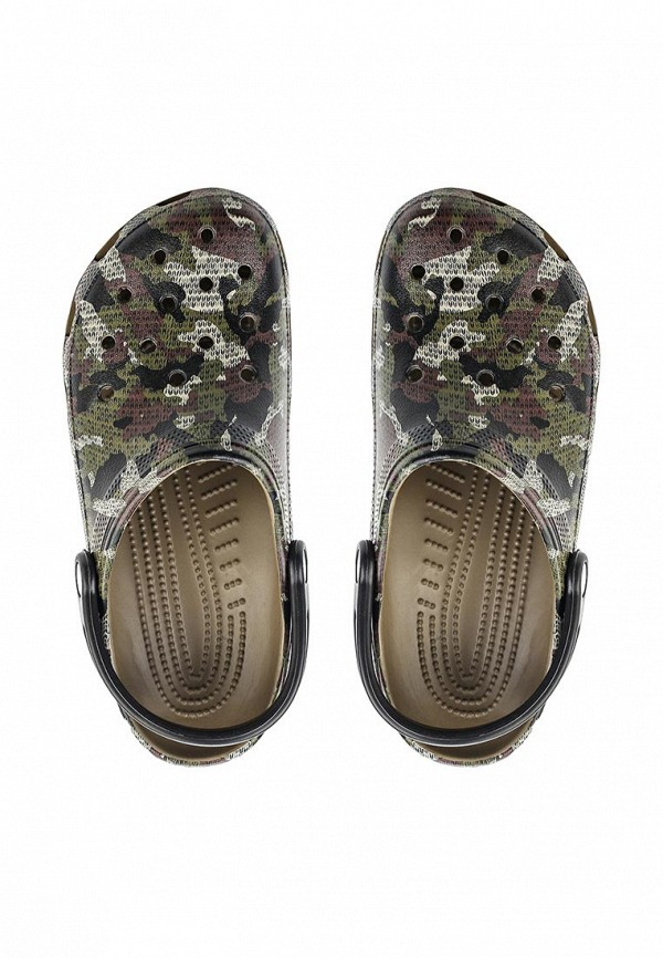 Сабо Crocs Crocs CR014AUREC48