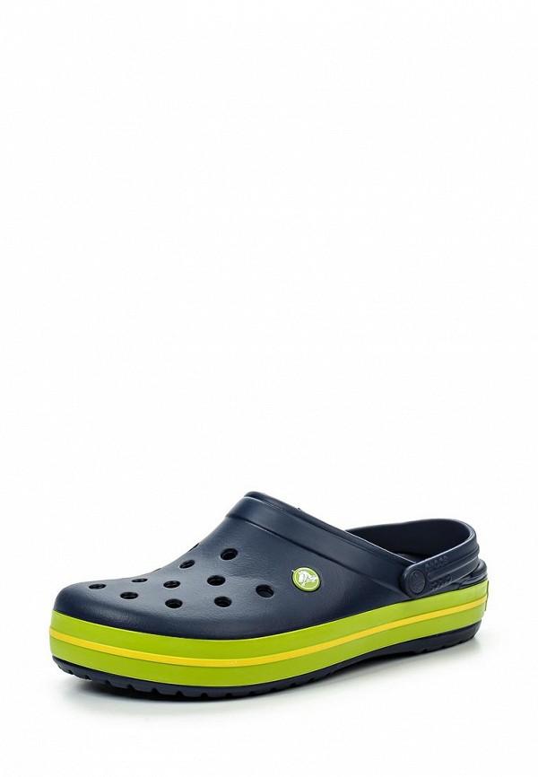 Женские сланцы Crocs (Крокс) 11016-40I