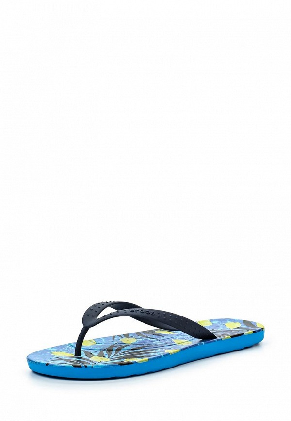 Женские сланцы Crocs (Крокс) 204051-456