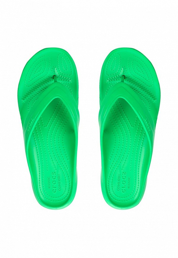 crocs cr014amcys08 Сланцы Crocs Crocs CR014AUREC67