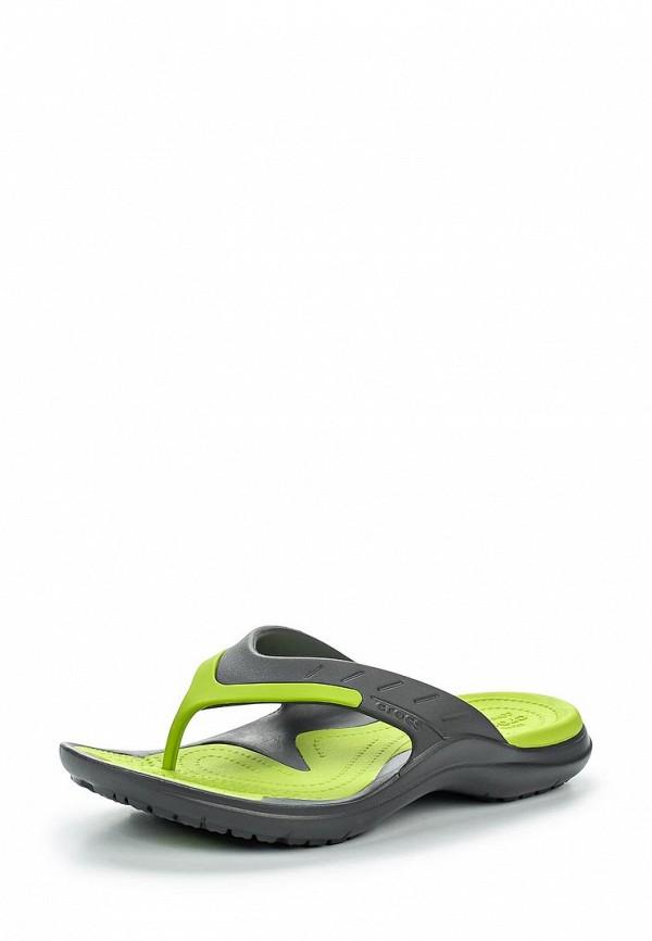 Женские сланцы Crocs (Крокс) 202636-0A1