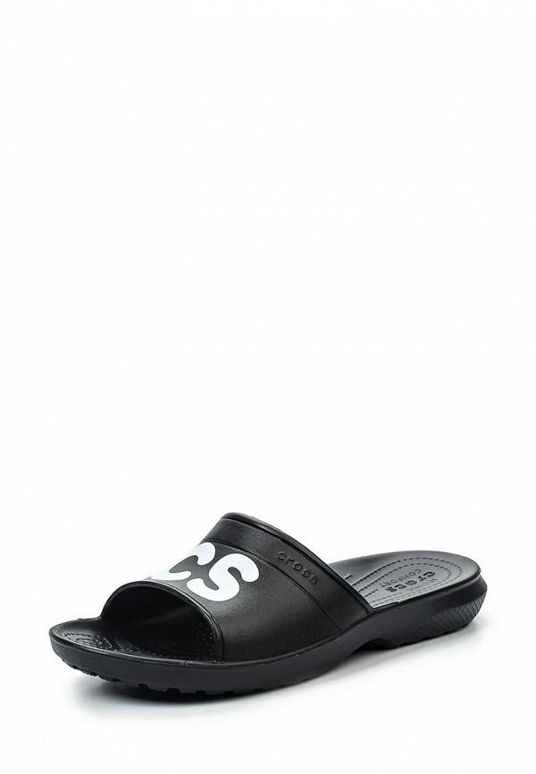 Женские сланцы Crocs (Крокс) 204465-066