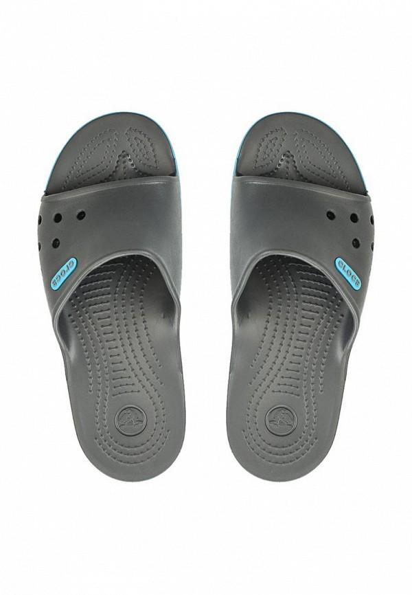 купить Сланцы Crocs Crocs CR014AUREC77 по цене 2190 рублей