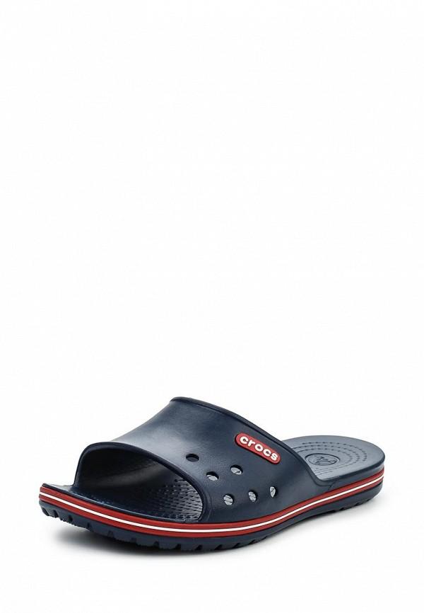 Сланцы Crocs Crocs CR014AUREC78 слипоны crocs crocs cr014amred11