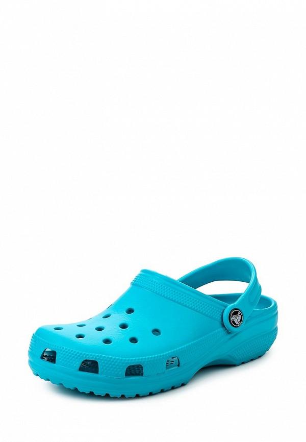 Мужские сланцы Crocs (Крокс) 10001-440